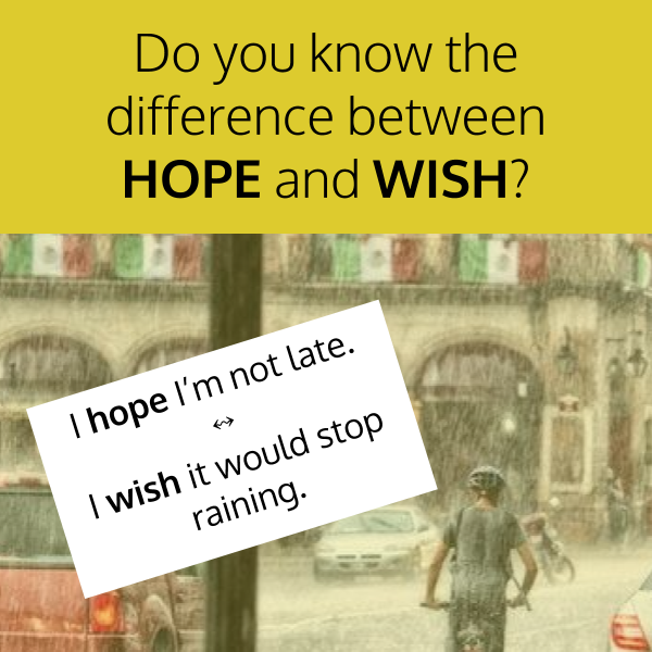 hope wish